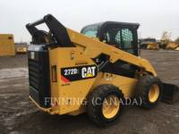 CATERPILLAR SKID STEER LOADERS 272D2 equipment  photo 3