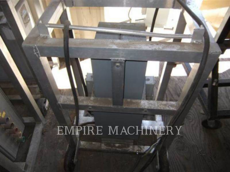 MISCELLANEOUS MFGRS AUTRES 5KVA PT equipment  photo 1