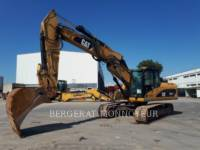 Equipment photo CATERPILLAR 323D TRACK EXCAVATORS 1