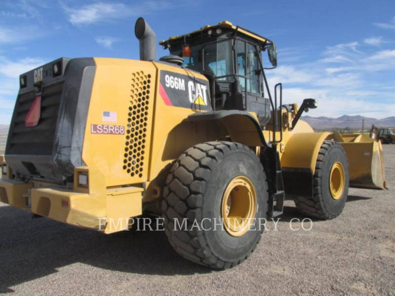 CATERPILLAR CARGADORES DE RUEDAS 966M equipment  photo 2