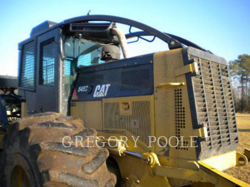 CATERPILLAR FORESTRY - SKIDDER 545C equipment  photo 4