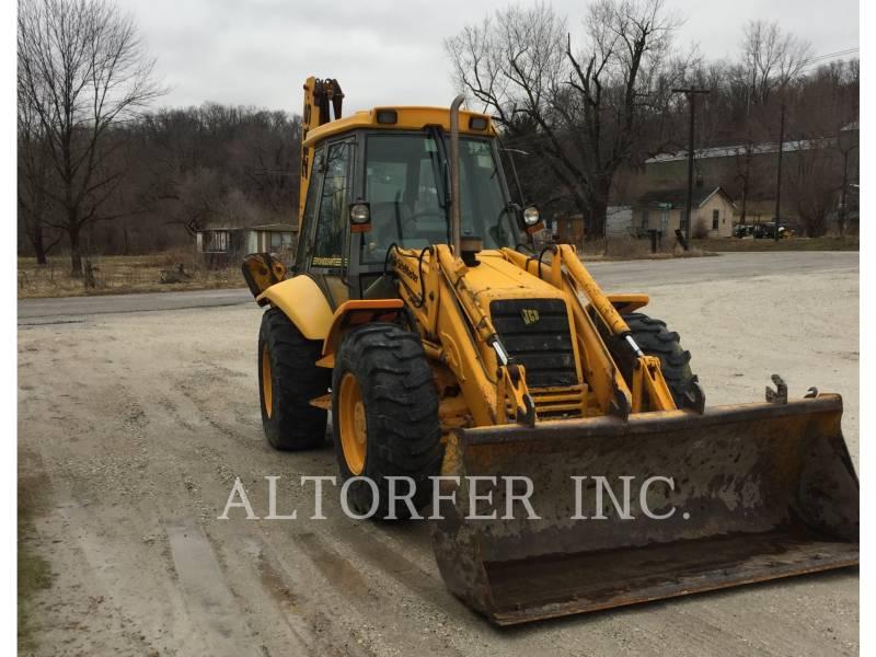 JCB BACKHOE LOADERS 214S equipment  photo 1