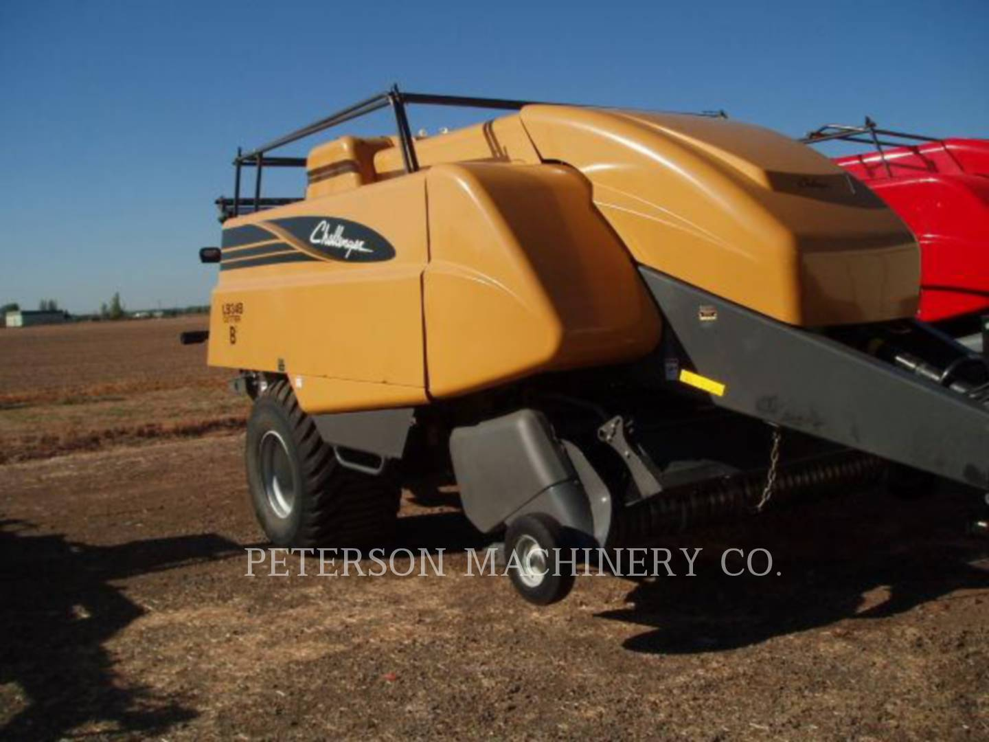 Detail photo of 2009 AGCO LB34B from Construction Equipment Guide
