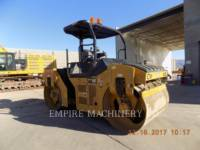 Equipment photo CATERPILLAR CB54B TAMBOR DOBLE VIBRATORIO ASFALTO 1