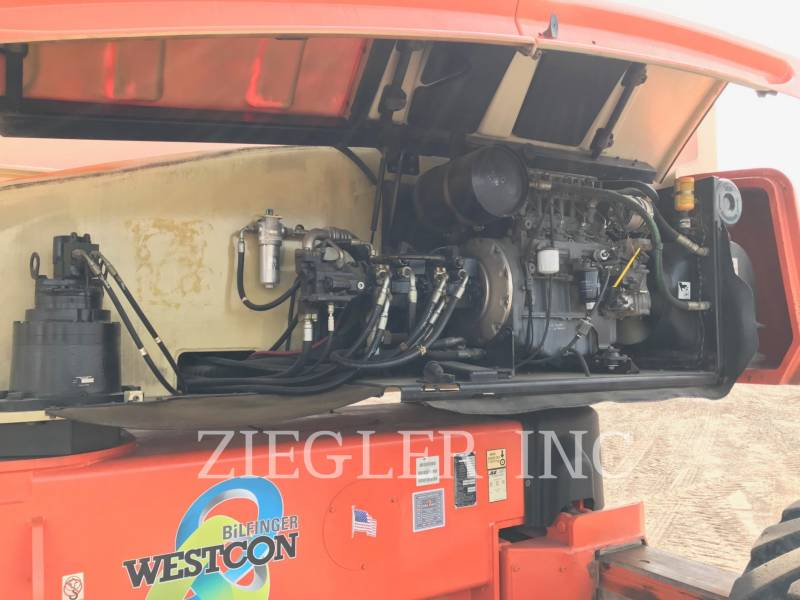 JLG INDUSTRIES, INC. LIFT - BOOM 1350SJP equipment  photo 4