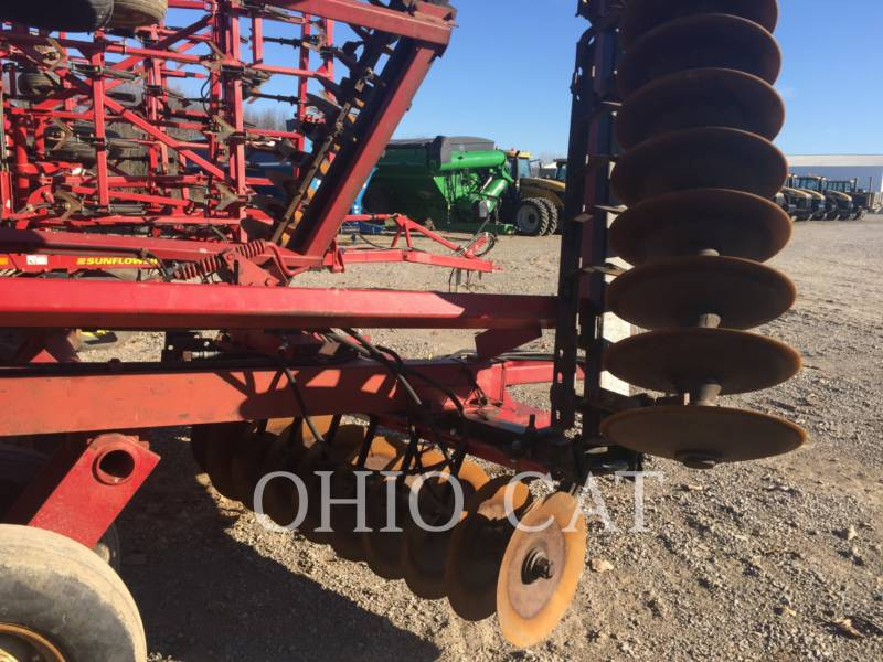 CASE/INTERNATIONAL HARVESTER APPARECCHIATURE PER COLTIVAZIONE TERRENI 496 equipment  photo 2