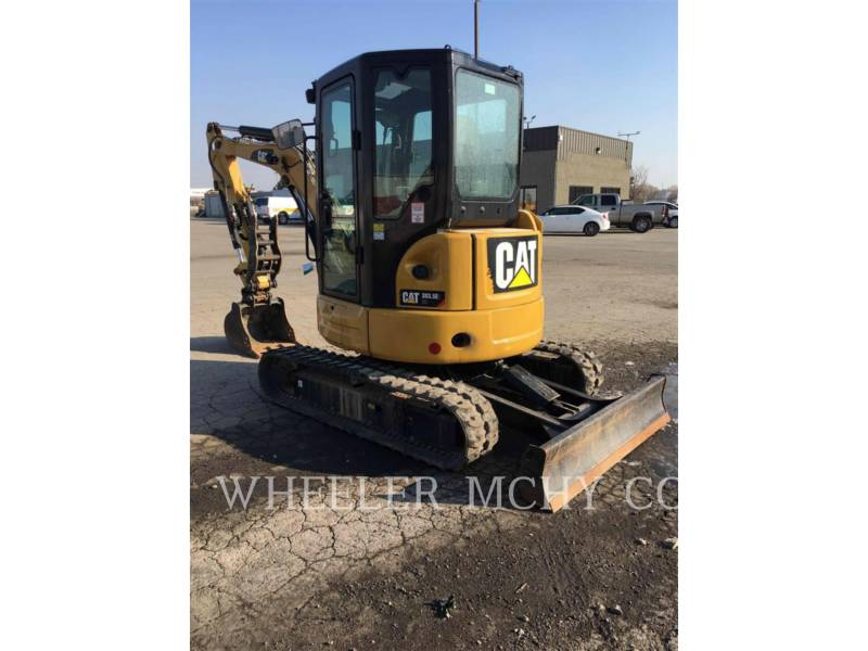 CATERPILLAR TRACK EXCAVATORS 303.5E2C3T equipment  photo 5