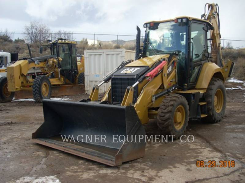 CATERPILLAR BACKHOE LOADERS 430F2 IT4W equipment  photo 1