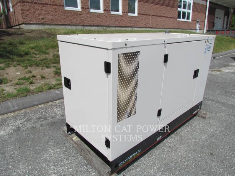 OLYMPIAN Grupos electrógenos fijos G20F3S equipment  photo 2