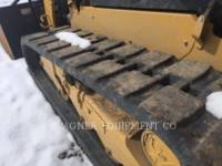 CATERPILLAR SKID STEER LOADERS 259D equipment  photo 7