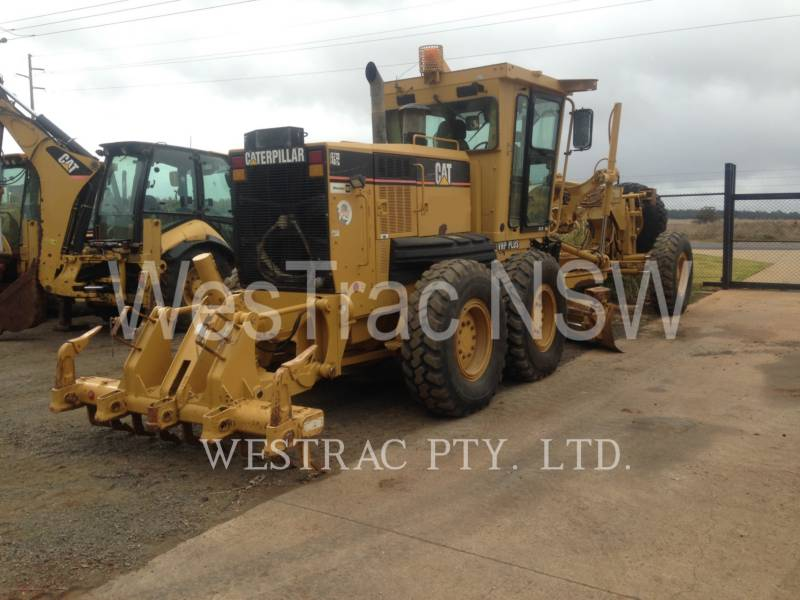 CATERPILLAR MOTOR GRADERS 12HNA equipment  photo 3