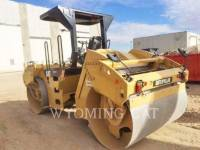 CATERPILLAR TAMBOR DOBLE VIBRATORIO ASFALTO CB54 equipment  photo 1
