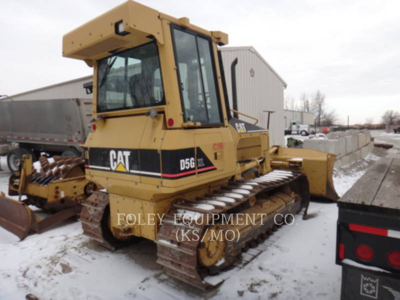 CATERPILLAR KETTENDOZER D5G equipment  photo 5