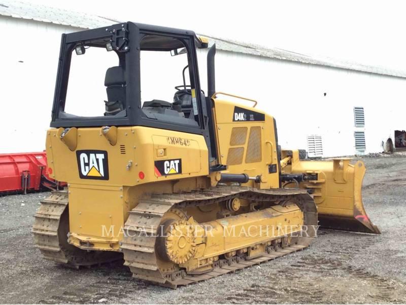 CATERPILLAR TRACTEURS SUR CHAINES D4K2XL equipment  photo 6