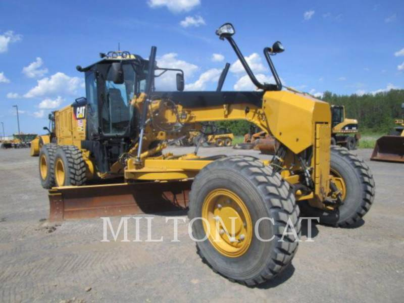 CATERPILLAR NIVELEUSES 140M 2 AWD equipment  photo 3