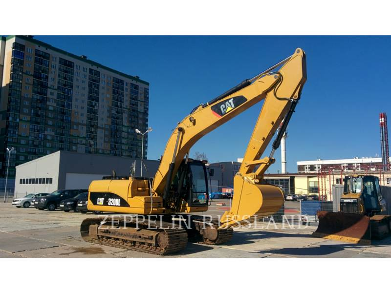 CATERPILLAR RUPSGRAAFMACHINES 320DL equipment  photo 7