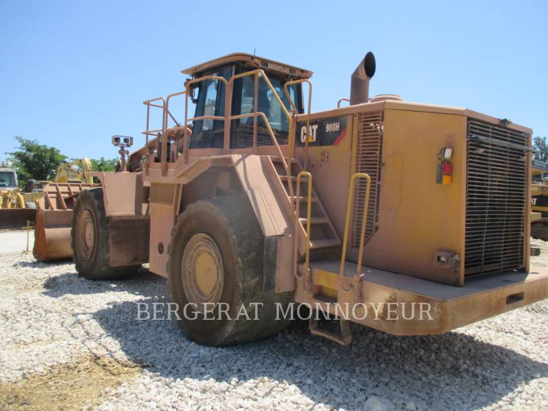 CATERPILLAR WHEEL LOADERS/INTEGRATED TOOLCARRIERS 988H equipment  photo 1