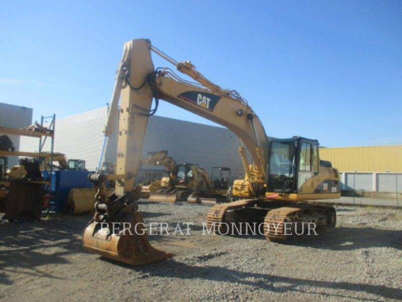 CATERPILLAR KETTEN-HYDRAULIKBAGGER 323D equipment  photo 6