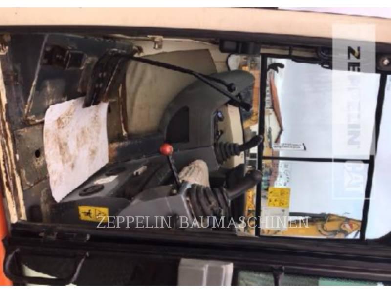 TEREX CORPORATION PELLES SUR CHAINES TC75 equipment  photo 6