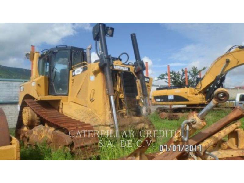 CATERPILLAR KETTENDOZER D8T equipment  photo 3