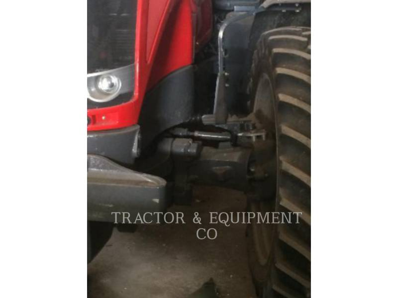 MASSEY FERGUSON TRACTEURS AGRICOLES 8660 equipment  photo 18