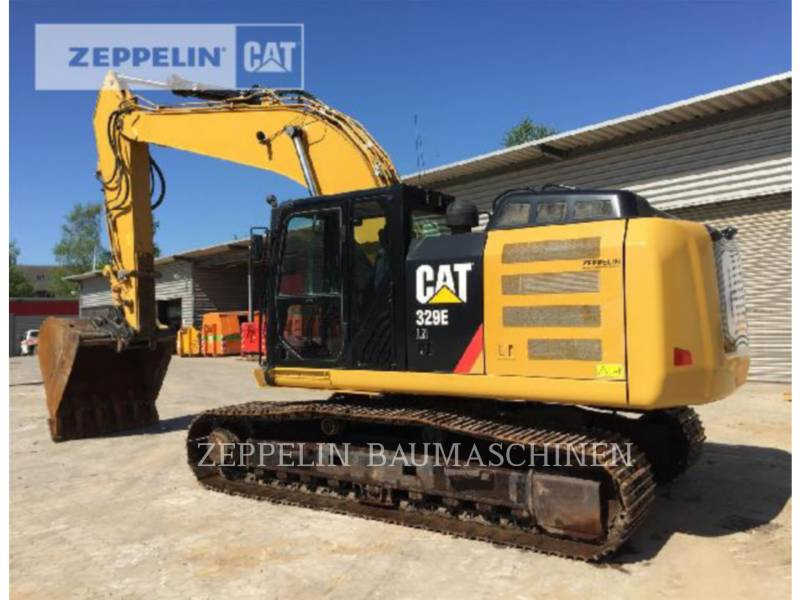 CATERPILLAR EXCAVADORAS DE CADENAS 329ELN equipment  photo 2