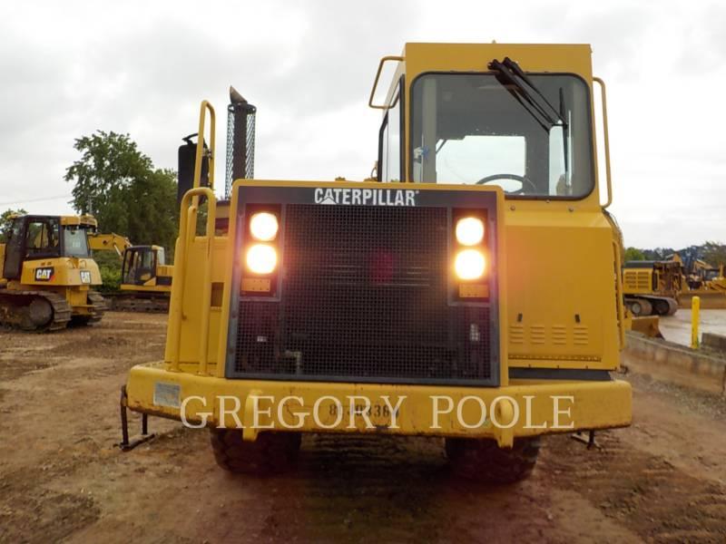 CATERPILLAR WHEEL TRACTOR SCRAPERS 613C II equipment  photo 5