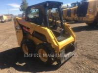 CATERPILLAR SCHRANKLADERS 226D equipment  photo 1