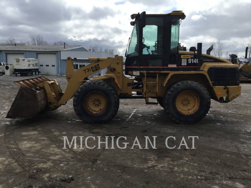 CATERPILLAR WHEEL LOADERS/INTEGRATED TOOLCARRIERS 914G A equipment  photo 5