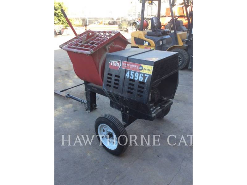 TORO COMPANY CONCRETE EQUIPMENT MIXER MTR equipment  photo 6