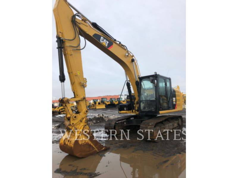 CATERPILLAR KETTEN-HYDRAULIKBAGGER 316E equipment  photo 1