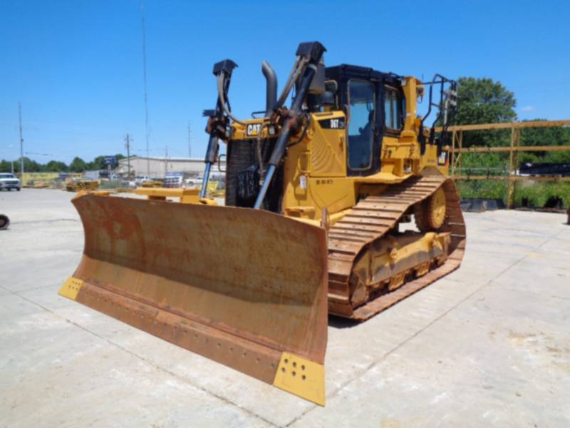 CATERPILLAR CIĄGNIKI GĄSIENICOWE D6TXWVP equipment  photo 1