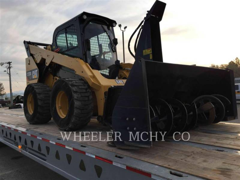 CATERPILLAR MINICARGADORAS 272D2 C3H2 equipment  photo 2