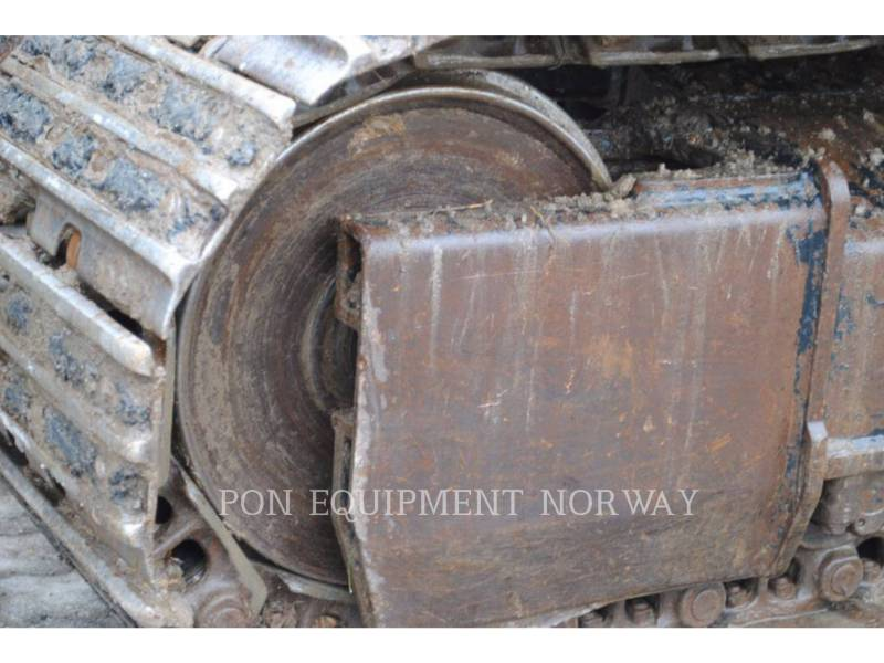 CATERPILLAR TRACK EXCAVATORS 314D equipment  photo 11