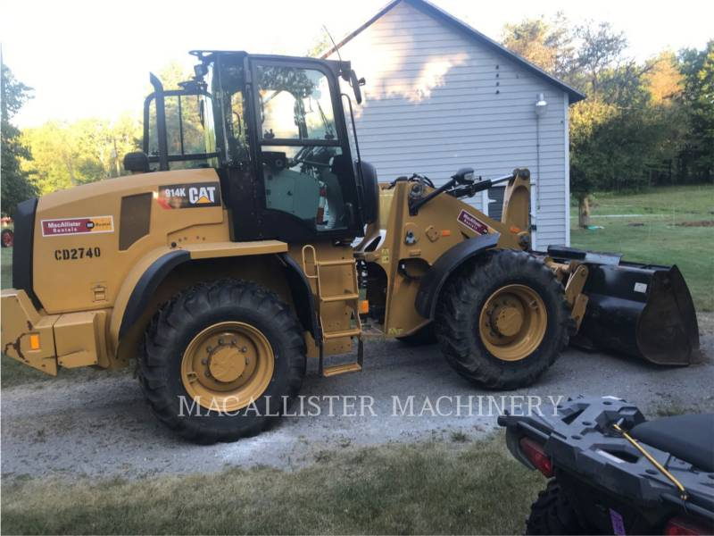 CATERPILLAR WHEEL LOADERS/INTEGRATED TOOLCARRIERS 914K equipment  photo 1