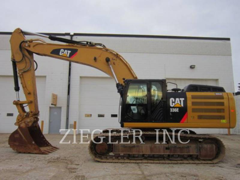 CATERPILLAR TRACK EXCAVATORS 336ELH2 equipment  photo 6