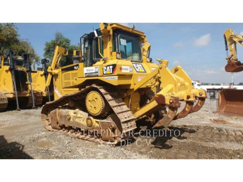 CATERPILLAR TRACTEURS SUR CHAINES D6T equipment  photo 4