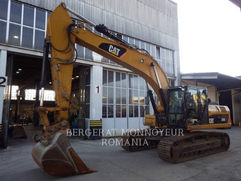 CATERPILLAR TRACK EXCAVATORS 329 D LN equipment  photo 1