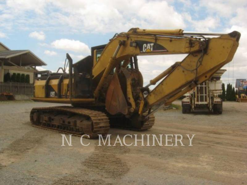 CATERPILLAR MÁQUINA FORESTAL 325BL equipment  photo 2