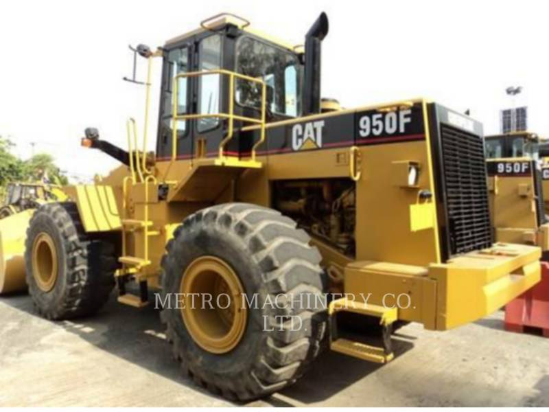 CATERPILLAR CARGADORES DE RUEDAS 950FII equipment  photo 6