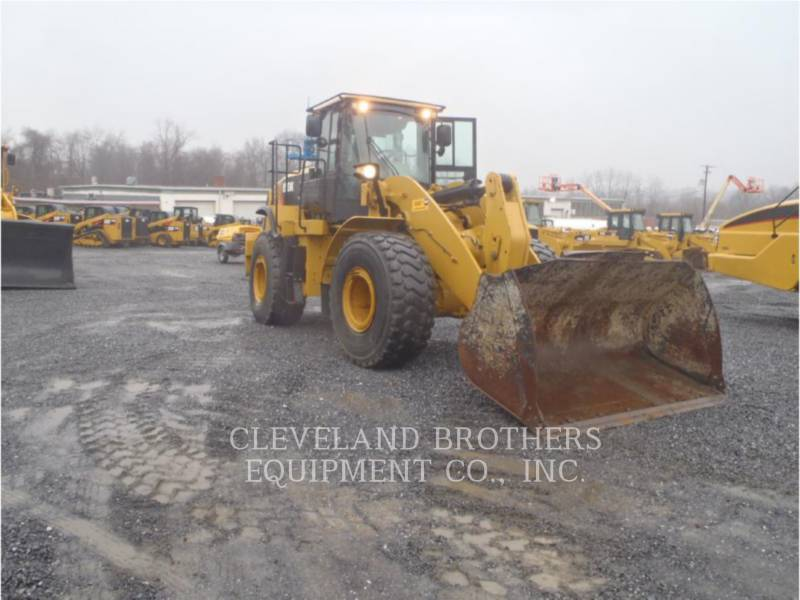 CATERPILLAR WHEEL LOADERS/INTEGRATED TOOLCARRIERS 950K equipment  photo 2
