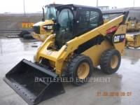Equipment photo CATERPILLAR 272D CHARGEURS COMPACTS RIGIDES 1