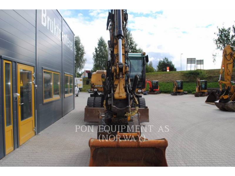 CATERPILLAR ESCAVADEIRAS DE RODAS M315D equipment  photo 4
