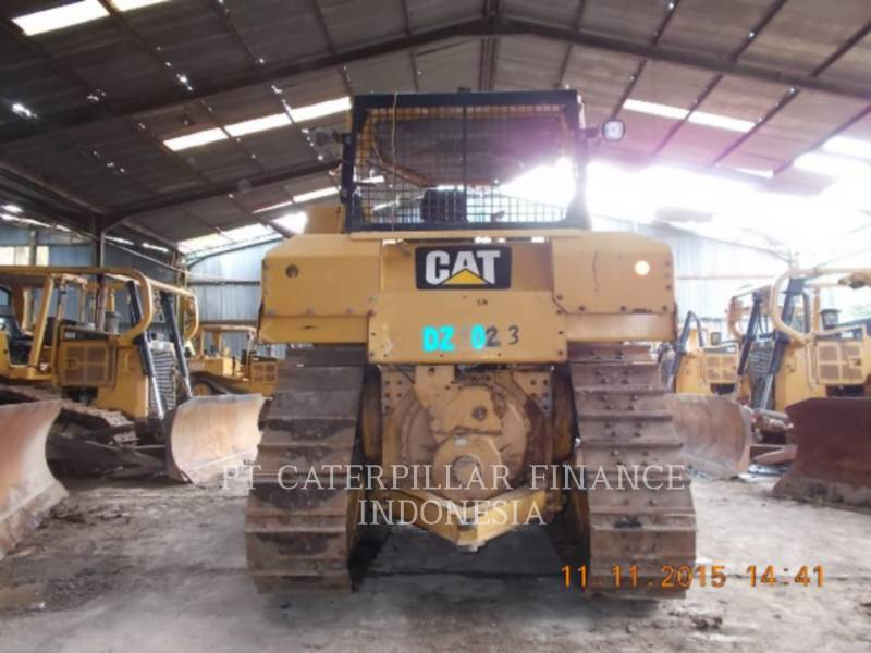 CATERPILLAR BERGBAU-KETTENDOZER D6RXL equipment  photo 3
