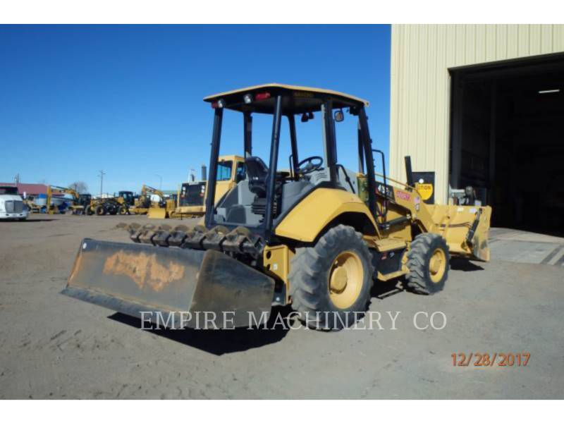 CATERPILLAR CARGADOR INDUSTRIAL 415F2IL equipment  photo 2