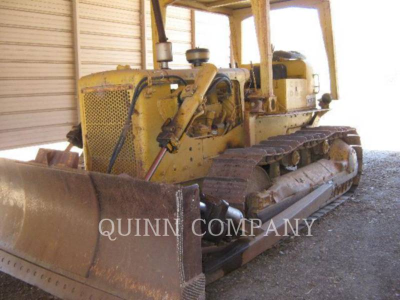 CATERPILLAR TRACTORES DE CADENAS D6B equipment  photo 2