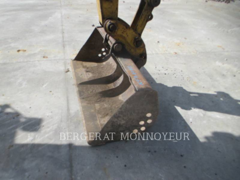 CATERPILLAR PELLES SUR CHAINES 305E CR equipment  photo 11