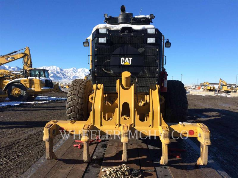 CATERPILLAR MOTONIVELADORAS 160M2 AWDX equipment  photo 8
