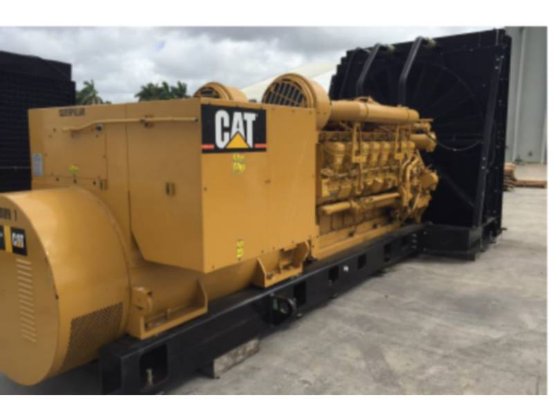 CATERPILLAR STATIONÄRE STROMAGGREGATE 3516B equipment  photo 2