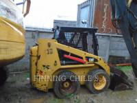 Equipment photo CATERPILLAR 216B3 CHARGEURS COMPACTS RIGIDES 1